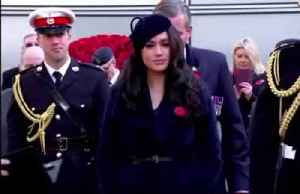 News video: 'Sad' Prince Harry says no other option but to end royal role