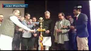 Will always encourage positive cinema Rajasthan CM Ashok Gehlot [Video]