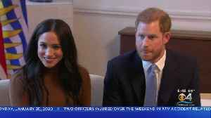 Prince Harry Reveals Thoughts Behind Stepping Back From Royal Family [Video]