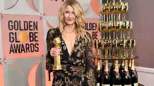 Laura Dern swears aromatherapy helps with anxiety [Video]
