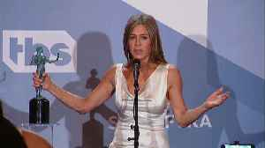 Jennifer Aniston On What's Next In Her Career [Video]