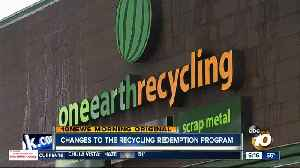San Diego company offers solution for recycling, redemption issues [Video]