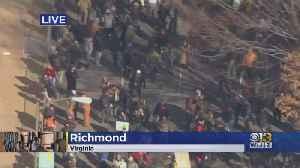 News video: Credible Threats Of Violence, FBI Says As Thousands Gather For Virginia Gun Rally