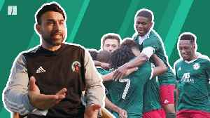 The Football Coach Fighting Racism In Grassroots Football [Video]