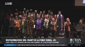 Martin Luther King Jr. Celebrated At BAM [Video]