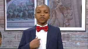 Colin Harris Won The Dallas MLK Jr. Oratory Competition With This Speech [Video]