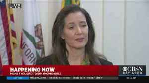 Oakland Mayor Schaaf Speaks on 'Moms 4 Housing' Action [Video]