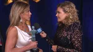 Jennifer Aniston And Brad Pitt Reunite At 2020 SAG Awards [Video]