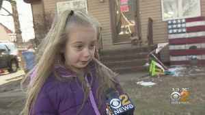 Little Hero Wakes Mommy, Daddy And Saves Whole Family From Fire In New Jersey [Video]
