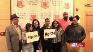 Central High School students receive surprise from Georgia Tech [Video]