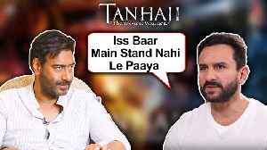 Saif Ali Khan FORCED To Do Tanhaji Movie With Ajay Devgn? Reveals SHOCKING Details! [Video]
