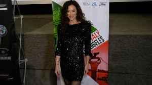 Sofia Milos 2020 Filming Italy Los Angeles Red Carpet [Video]