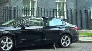 Ministers arriving in Downing Street for Cabinet [Video]
