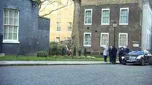 Johnson welcomes Kenyatta to Downing Street [Video]