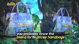Louis Vuitton Flaunts Diamond as Big as a Tennis Ball in Paris [Video]