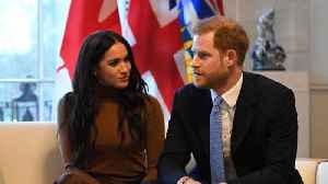 Netflix boss interested in cutting deal with Duke and Duchess of Sussex [Video]