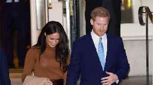 UK's Prince Harry Issues Warning To Paparazzi [Video]