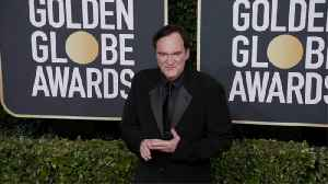 Quentin Tarantino to focus on family after stepping away from directing [Video]
