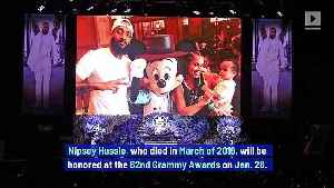 Artists to Pay Tribute to Nipsey Hussle at 2020 Grammys [Video]