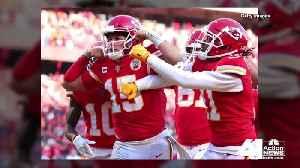 Chiefs QB Patrick Mahomes' AFC title game touchdown run was legendary, yet familiar [Video]