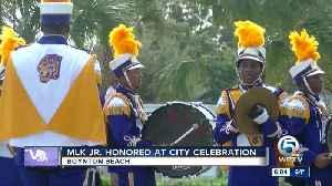 MLK Day celebration held in Boynton Beach [Video]