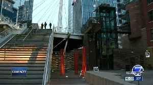 Shutdown elevators by Denver Millennium Bridge causing problems for nearby residents [Video]