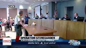 Border security grant at issue for Pima Supes [Video]