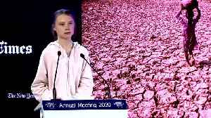 A 'trillion trees' are not enough: Thunberg vs Trump [Video]