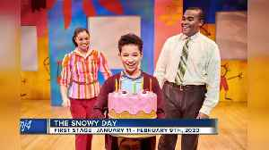 First stage brings children's book 'Snowy Day' to life [Video]