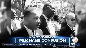 MLK's real name was Michael? [Video]