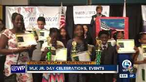 MLK Jr. Day celebrations and events held in South Florida [Video]