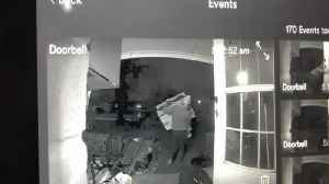 Alleged Burglar Spends 12 Hours in Oklahoma Home [Video]