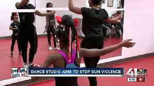Gun violence prompts 'Imperial Goddessess' dance studio [Video]