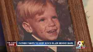 Father fights to keep 3-year-old son's killer behind bars [Video]