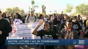 Martin Luther King Jr. remembered [Video]