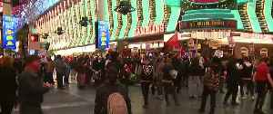 Protesters take over Fremont Street in Las Vegas [Video]