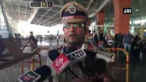 News video: 3 teams formed for apprehension of accused Mangaluru Police Commissioner on suspicious IED bag at airport