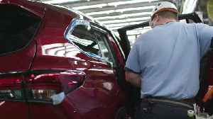 2020 Toyota Highlander Production [Video]