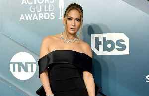 Jennifer Lopez wore $9 million in diamonds to SAG Awards [Video]