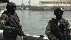 West Africa piracy: Regional navies work to curb maritime crime [Video]
