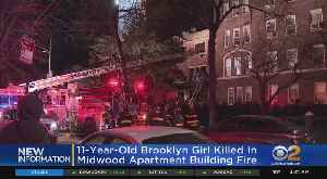 11-Year-Old Girl Killed In Midwood Fire [Video]