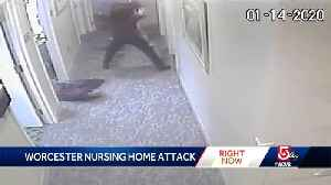 Woman accused in nursing home attack due in court [Video]