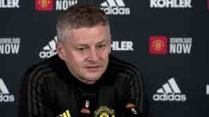 News video: Solskjaer: We've managed Rashford well