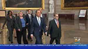 News video: Senate Impeachment Trial Will Open With Battle Over The Rules