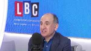 James O'Brien speaks to Armando Ianucci [Video]