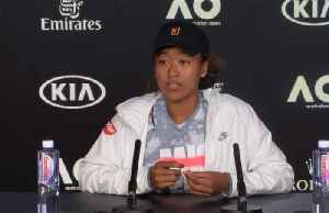 Defending champion Osaka - 'Last year I was fearless' [Video]