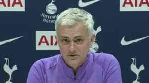 'No problem' between Mourinho, Rose [Video]