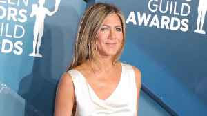 Jennifer Aniston 'always wanted to be Wonder Woman' [Video]