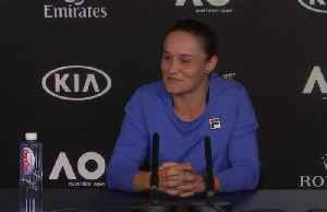 Barty targets success on home soil ahead of Australian Open [Video]