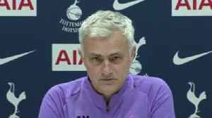 Mourinho denies reports of Rose bust-up [Video]